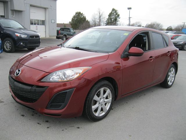 2011 MAZDA MAZDA3 GX in Kingston, Ontario
