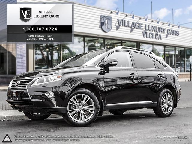 2013 LEXUS RX 350 NAVIGATION   CANADIAN   REAR CAM   HEATED SEATS   POWER TAILGATE in Markham, Ontario