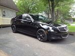 2014 Cadillac ATS 2.0L Turbo, Full Warranty, Excess Wear in Mississauga, Ontario