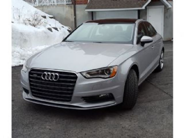 2015 Audi A3 Komfort quattro AudiCare Excess Wear Protection Car Starter in Mississauga, Ontario
