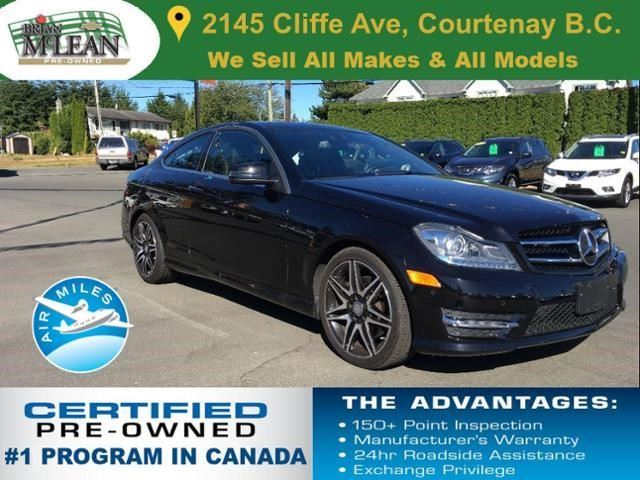 2014 MERCEDES-BENZ C-CLASS C350 in Courtenay, British Columbia