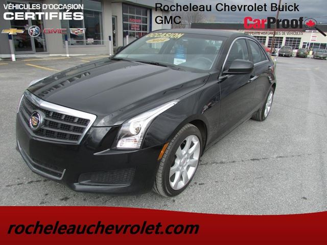 2014 Cadillac ATS AWD in Cowansville, Quebec