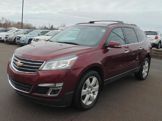 2016 Chevrolet Traverse LT in Charlottetown, Prince Edward Island