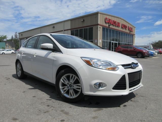 2012 FORD Focus SEL HATCH, ALLOYS, BT, LOADED! in Stittsville, Ontario
