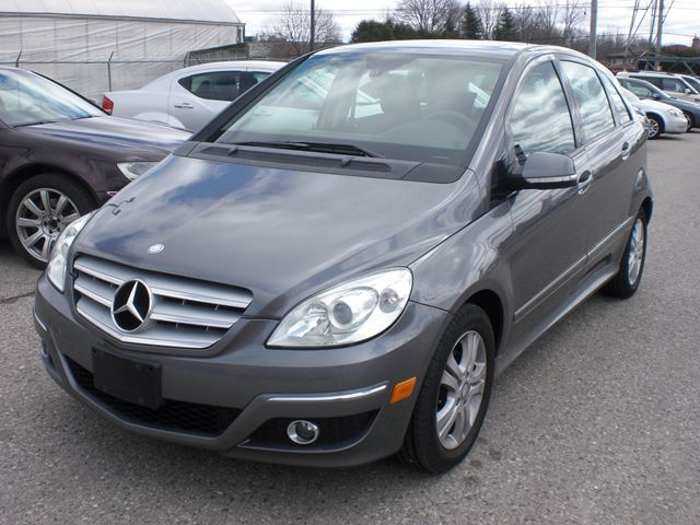 2009 mercedes benz b class london ontario car for sale 2741534. Black Bedroom Furniture Sets. Home Design Ideas