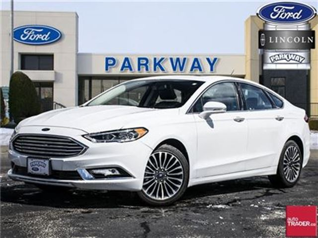 2017 ford fusion titanium awd accident free 223 biweekly waterloo ontario car for sale 2742064. Black Bedroom Furniture Sets. Home Design Ideas
