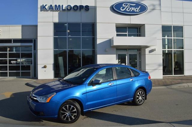 2010 FORD FOCUS SE 4dr Sedan in Kamloops, British Columbia