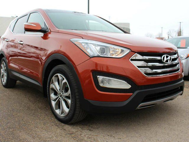 2013 hyundai santa fe limited lthr nav pano roof edmonton alberta car for sale 2742820. Black Bedroom Furniture Sets. Home Design Ideas