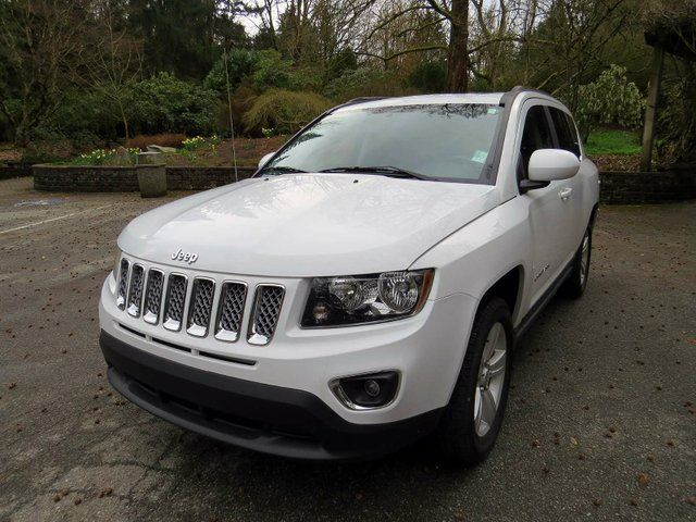 2016 JEEP COMPASS Sport/North in Langley, British Columbia