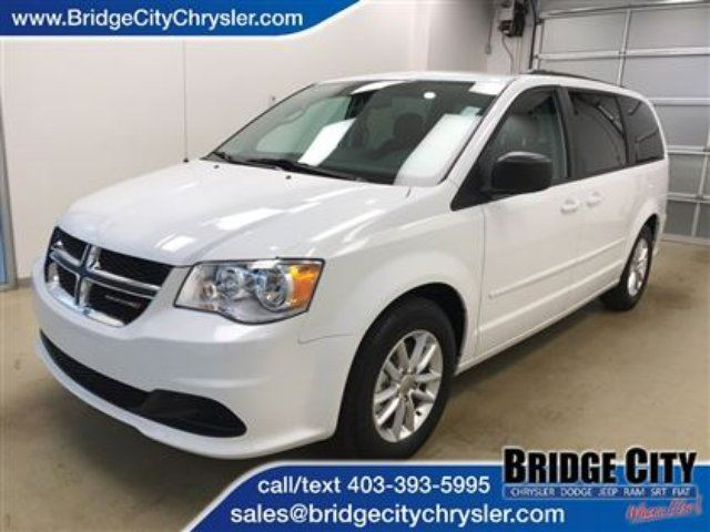 2016 Dodge Grand Caravan SXT in Lethbridge, Alberta