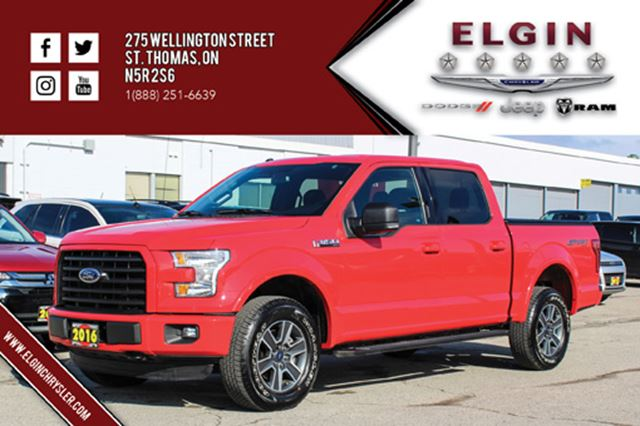 2016 FORD F-150 XL in St Thomas, Ontario