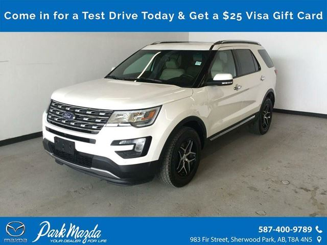 2016 FORD EXPLORER - in Sherwood Park, Alberta