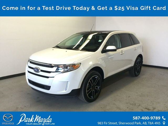 2014 FORD EDGE - in Sherwood Park, Alberta