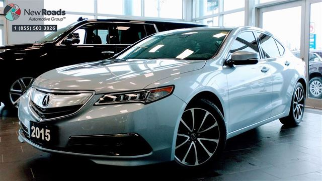 2015 ACURA TLX Tech Tech, ONE OWNER, NO ACCIDENT, FULLY SERVICED... in Newmarket, Ontario