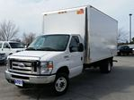 2016 Ford E-450 16' CUBE/BOX TRUCK--C/W RAMP in Belleville, Ontario