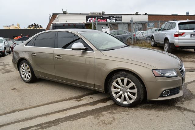 Audi A T Cylinder Automatic Low Kms Clean Carproof - Car insurance for audi a4