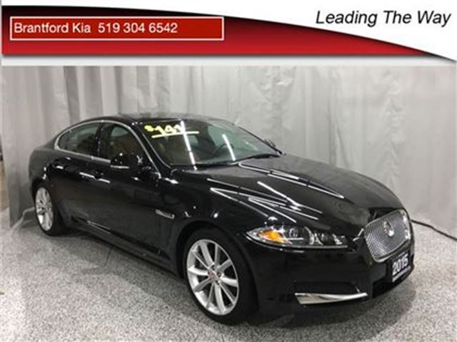 2015 JAGUAR XF AWD   Nav   Sunroof in Brantford, Ontario