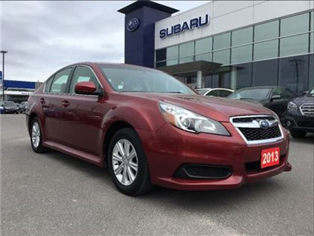 2013 SUBARU LEGACY 2.5i w/ Convenience PKg. in Kingston, Ontario
