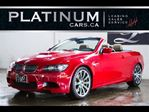 2008 BMW M3 Convertible, 414HP SMG, M-SPORT, NAVIGATION in North York, Ontario