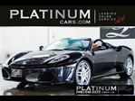2007 Ferrari F430 SPIDER CONVERTIBLE, 483HP, F1, CARPROOF in North York, Ontario