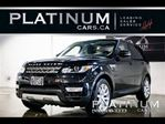 2014 Land Rover Range Rover Sport V6 HSE Supercharged, NAVI, PANO, CAM $517/BIWEEKLY in North York, Ontario