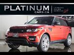 2014 Land Rover Range Rover Sport SUPERCHARGED V8, NAVI, PANO, CAM, $543/BIWEEKLY in North York, Ontario