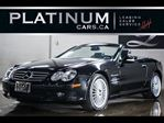 2003 Mercedes-Benz SL-Class SL55 AMG, HARDTOP CONVERTIBLE, NAVI, LEATHER in North York, Ontario