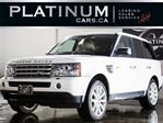 2008 Land Rover Range Rover Sport SUPERCHARGED V8 4WD, NAVI, CAM, SUNROOF in North York, Ontario