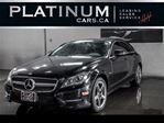 2012 Mercedes-Benz CLS-Class CLS550 4MATIC, AMG PKG, NAV, BLINDSPOT, MASSAGE in North York, Ontario