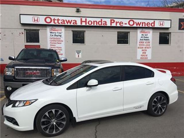 2013 HONDA Civic SI in Ottawa, Ontario