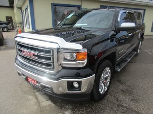 2014 GMC Sierra 1500 LOADED 'Z71 - SLT' MODEL 5 PASSENGER 6.2L - V8. in Bradford, Ontario