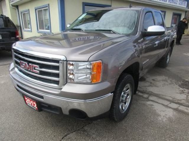 2012 GMC Sierra 1500 'GREAT VALUE' WORKS HARD SLE EDITION 6 PASSENGE in Bradford, Ontario