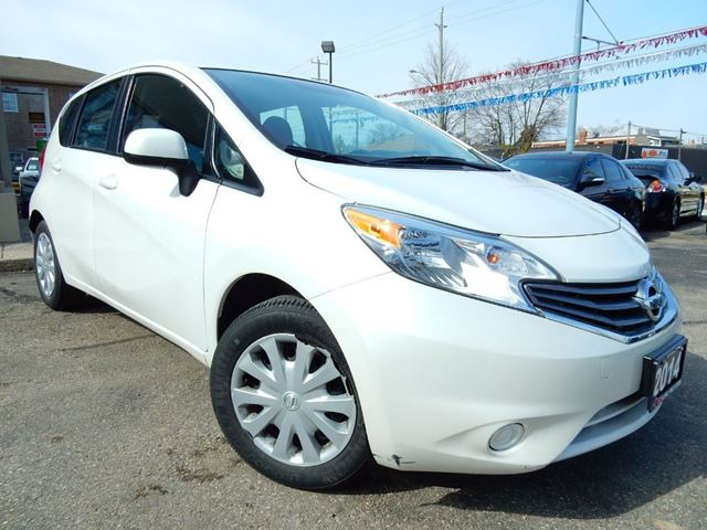 2014 Nissan Versa ***PENDING SALE*** in Kitchener, Ontario