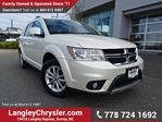 2013 Dodge Journey SXT/Crew ACCIDENT FREE w/ DVD ENTERTAINMENT, U-CONNECT BLUETOOTH & TOW PACKAGE in Surrey, British Columbia
