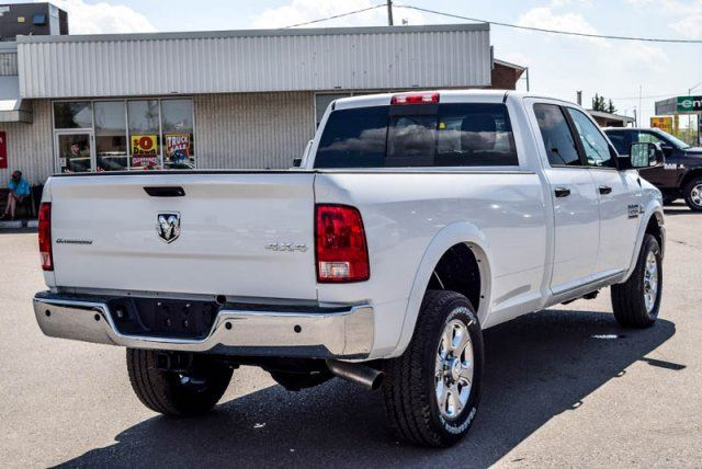 new 2017 ram 2500 new truck outdoorsman diesel 4x4 bluetooth snow chief trailer tow group. Black Bedroom Furniture Sets. Home Design Ideas