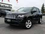 2016 Jeep Compass North-4x4-Bluetooth in Belleville, Ontario