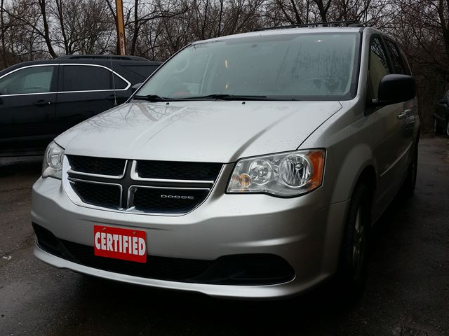 2011 Dodge Grand Caravan cert&etested,,Stow n Go!! in Oshawa, Ontario