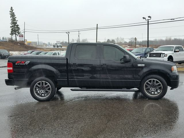 2008 ford f 150 fx2 supercrew f150 ottawa ontario used car for sale 2742863. Black Bedroom Furniture Sets. Home Design Ideas