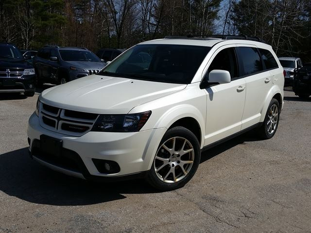 2014 Dodge Journey R/T Rallye in Gravenhurst, Ontario