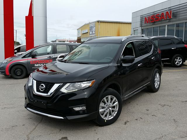 2017 nissan rogue sv black experience nissan new car. Black Bedroom Furniture Sets. Home Design Ideas