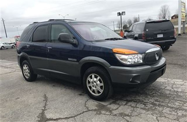 2003 Buick Rendezvous LOW KMS....FWD in Orono, Ontario