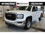 2016 GMC Sierra 1500 W/T with 5.3l V8 and Trailer Package in Kemptville, Ontario