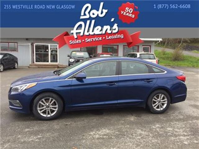 2015 Hyundai Sonata 2.4L GLS in New Glasgow, Nova Scotia