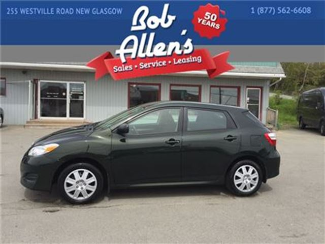 2013 Toyota Matrix Base (A4) in New Glasgow, Nova Scotia