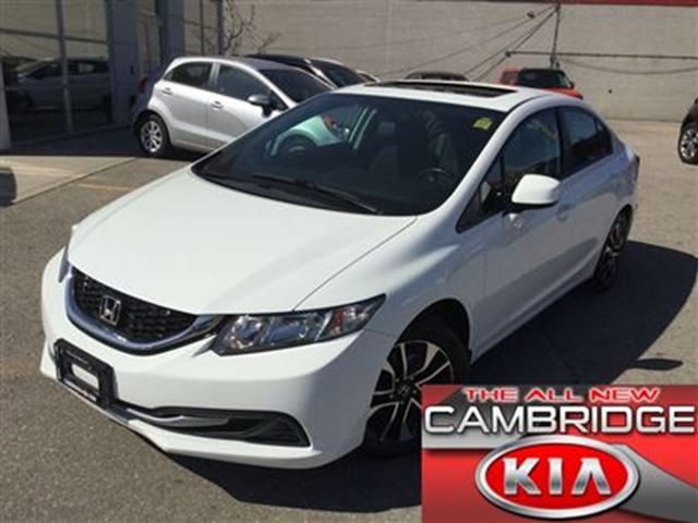 2013 HONDA CIVIC EX ** DEAL PENDING ** in Cambridge, Ontario