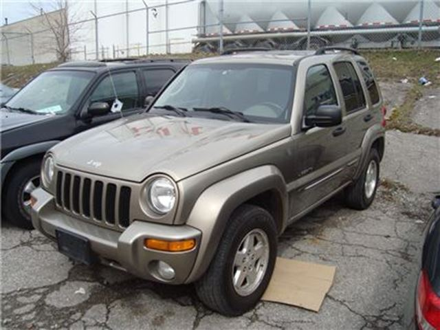 2004 Jeep Liberty Limited Edition ~ DRIVES GOOD ~ AS-IS ~ in Toronto, Ontario