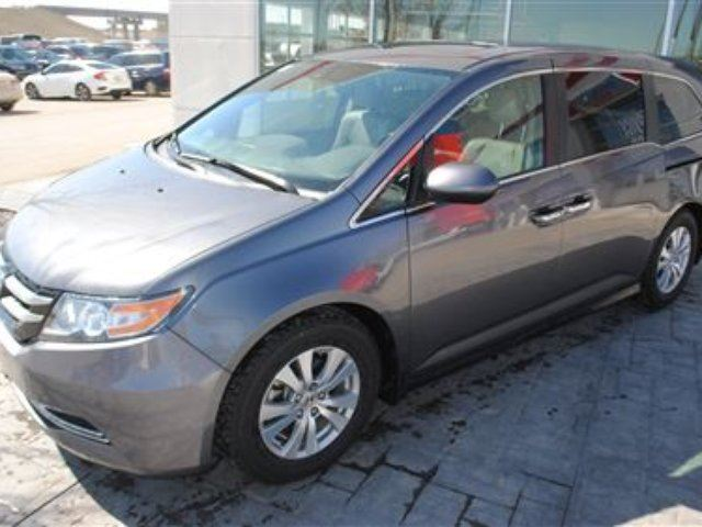 2014 honda odyssey ex l w res airdrie alberta car for sale 2745818. Black Bedroom Furniture Sets. Home Design Ideas