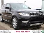 2014 Land Rover Range Rover Sport V6 HSE - Factory 4yr/80000kms manufacturer warranty included until April 28, 2018! Local Edmonton Trade In | No Accidents | 3M Protection Applied | Navigation | Back Up Camera | Parking Sensors | Adaptive Xenon Headlamps | Panoramic Sunroof | Heated in Edmonton, Alberta