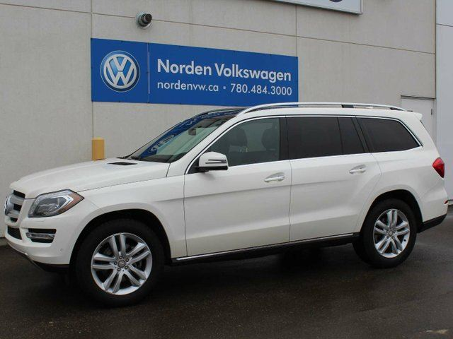 2013 MERCEDES-BENZ GL-CLASS GL350 BlueTEC 4MATIC in Edmonton, Alberta