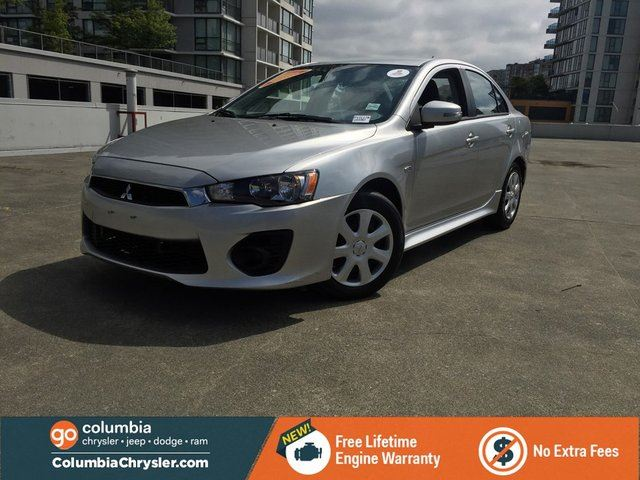 2016 MITSUBISHI LANCER ES in Richmond, British Columbia